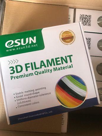 Філамент, пластик PLA/ПЛА для 3D друку, 3д принтерів, 3д печати