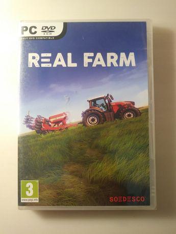 Sprzedam nową, oryginalnie zapakowaną grę na PC REAL FARM!!!