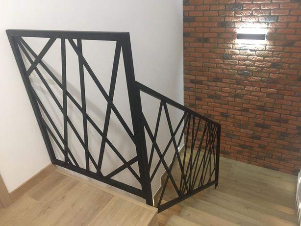 Bramy balustrady ogrodzenia