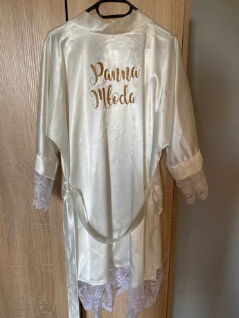 Szlafrok Panna Młoda Bride