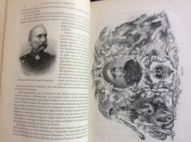 Historia de la Guerra Franco-Alemana de 1870-71