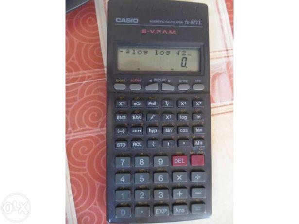Casio Modelo: FX-82MS D