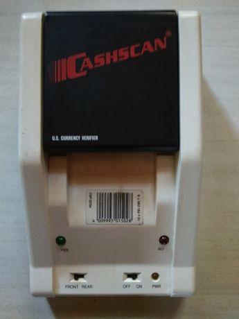 Продам детектор валют CASHSCAN 1800