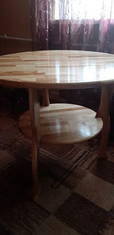 Стол столик дубовый
