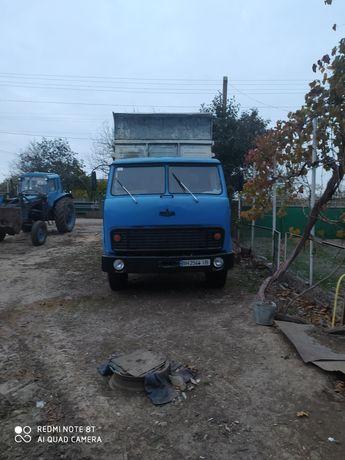 Продам МАЗ 5549 либо 500