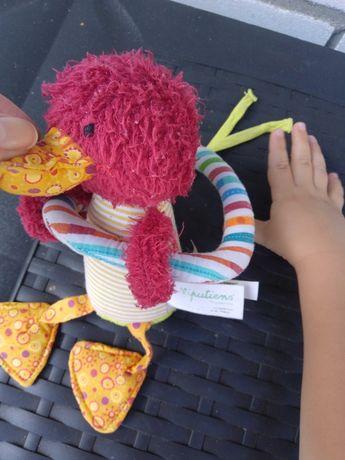 lilliputiens zabawki maskotka interaktywna