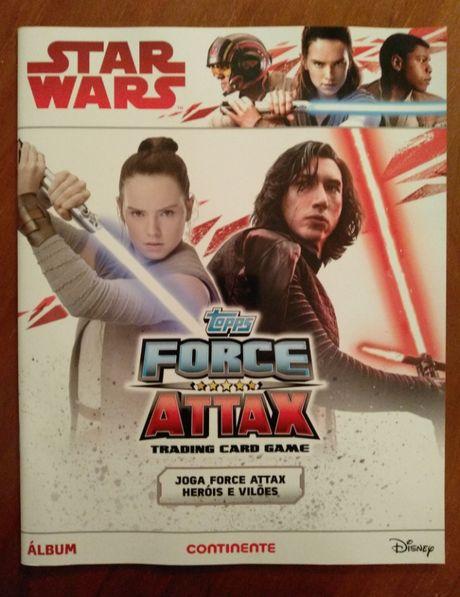Cadernetas vazias Star Wars