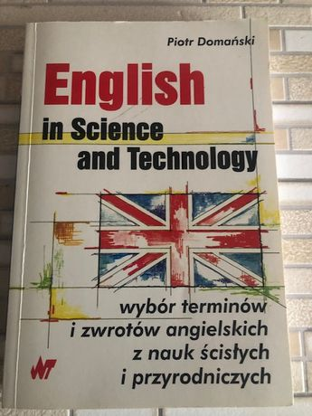 English in Science and Technology. Domański Piotr.