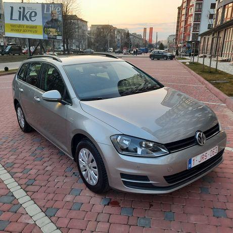 Volkswagen golf VII 09.2015 1.6d