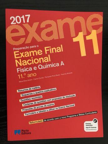 Preparação Exame Final Fisica e Quimica 11º Ano - 2017