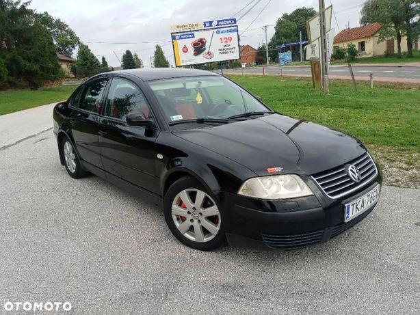 Volkswagen Passat VW PASSAT 1.9TDI Klima Grz.Fotele Alu !!