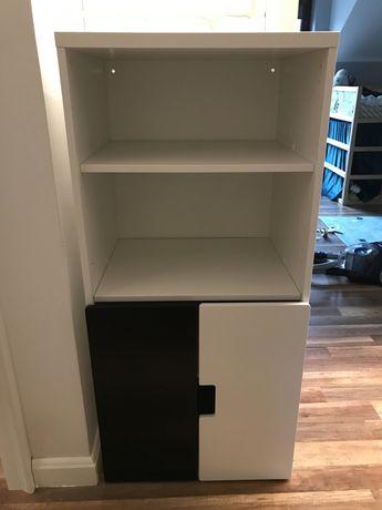 Zestaw mebli Ikea Stuva szafa, regał, półka