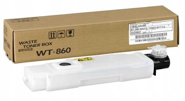 Kyocera WT-860 pojemnik na zużyty toner oryginalny