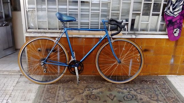 Bicicleta de corrida pneu fino 28 polegadas