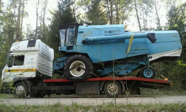 Laweta Pomoc Drogowa Transport