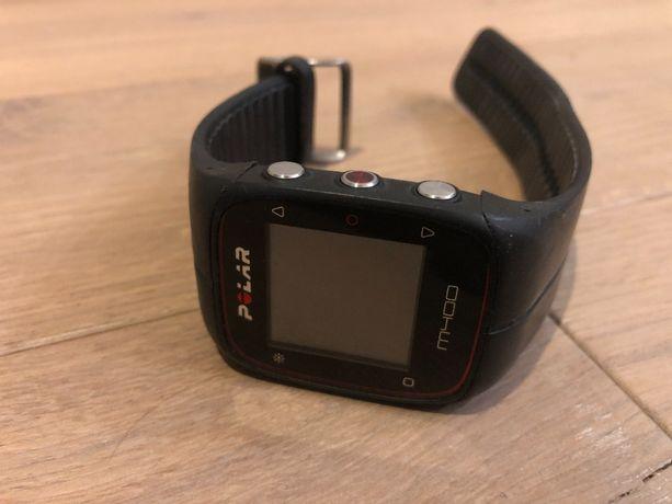 Zegarek sportowy Polar M400 z pulsometrem