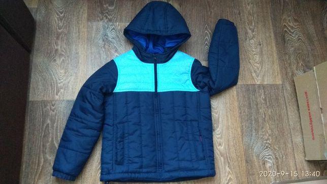 Деми куртка 122-132 см