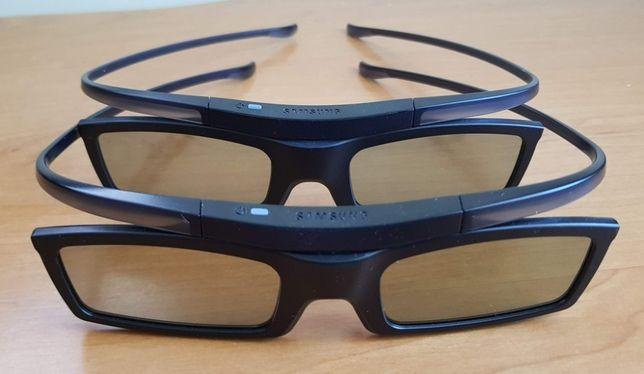 4szt Okulary 3D Samsung SSG 3050GB.Cena z wysyłką.