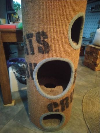 Drapak - wieża dla kota.