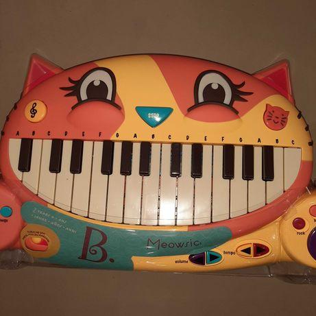 Музыкальная игрушка Синтезатор Battat Котофон