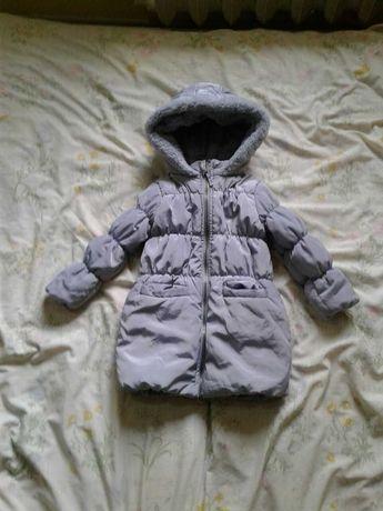 Куртка для девочки 98-110см