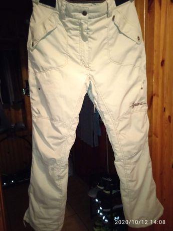 spodnie snowboard narty iguana damskie 42