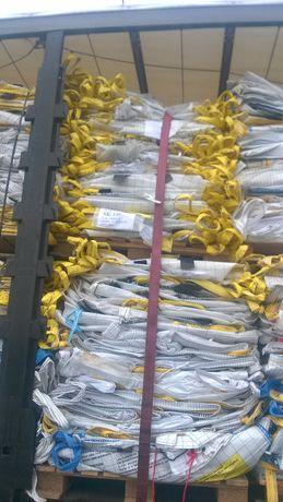 Worek Big Bag na Kiszonkę lub CCM do Kukurydzy z Wkładem Foliowym