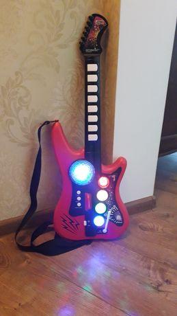 Детская гитара Диско Simba T_6834102