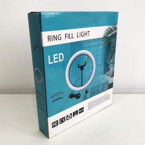 Кольцевая лампа 16 см всього 250грн