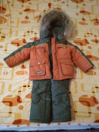 Комбинезон зимний для мальчика KiKo