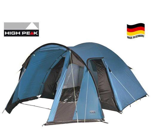 High Peak TESSIN 4 Палатка 4 мест 3000 мм (Германия)