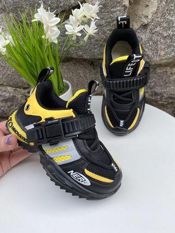 Детские кроссовки для мальчика 26-31