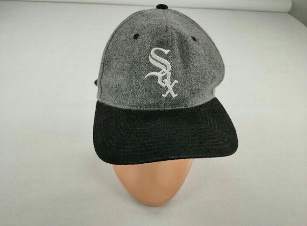 Czapka z daszkiem sox baseball full cap