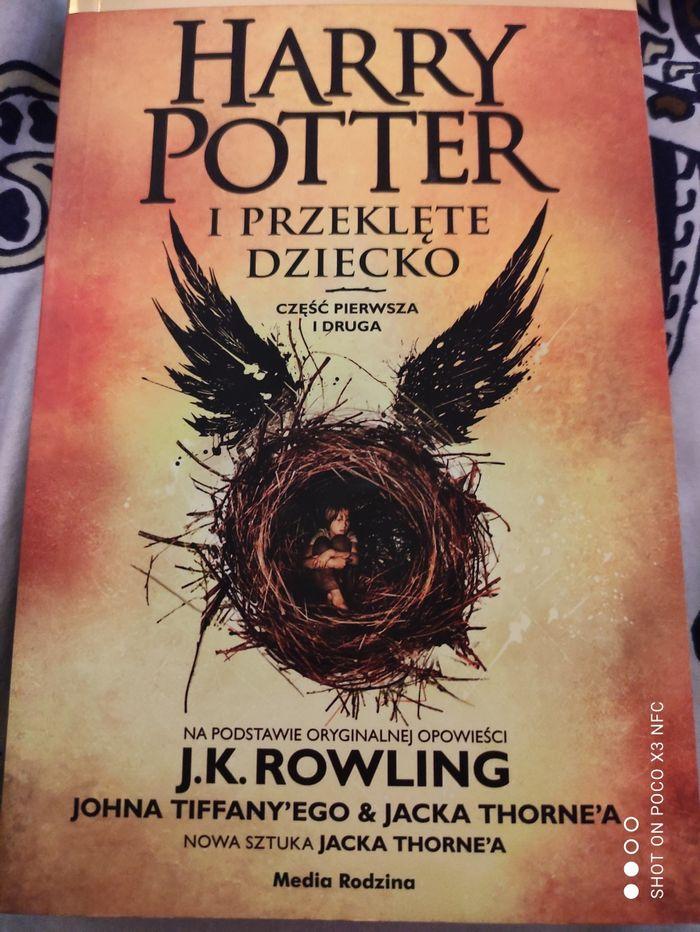 Harry Potter i przeklęte dziecko część 1 i 2 Wrocław - image 1