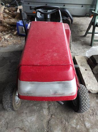 Traktorek do trawy
