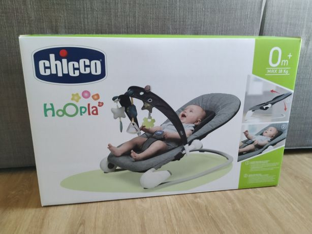 Espreguiçadeira Chicco Hoopla