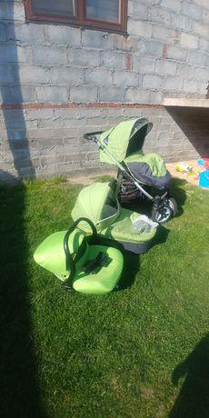 Sprzedam wózek 3w1 baby design