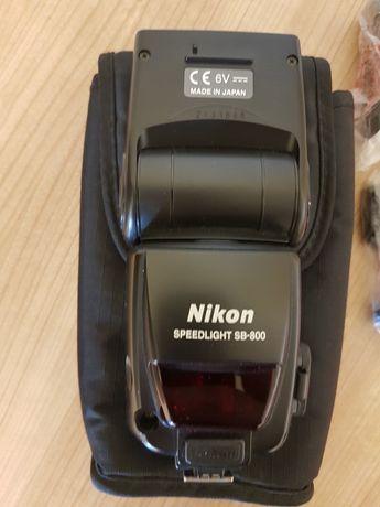 Lampa SB 800 nikon