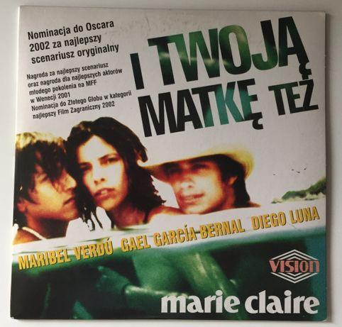 DVD I Twoją Matkę też Reżyseria: Alfonso Cuaron