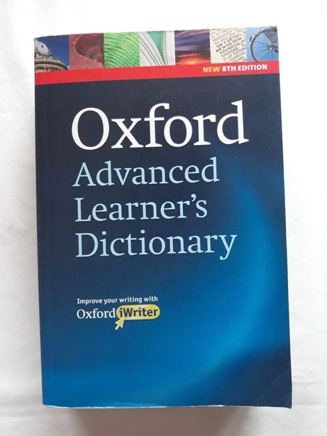 Oxford advanced learner's dictionary 8th edition