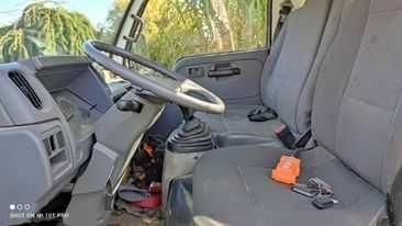 Nissan Cabstar wywrotka