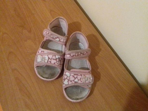 Kapcie sandałki dziewczęce Viggami
