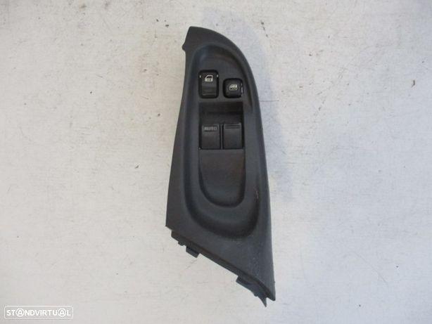 Botao Botoes Comando Interruptor Vidros Nissan Almera