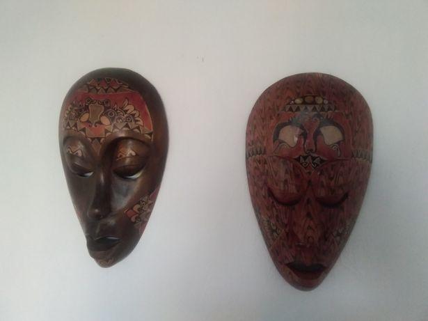 Maski afrykańskie