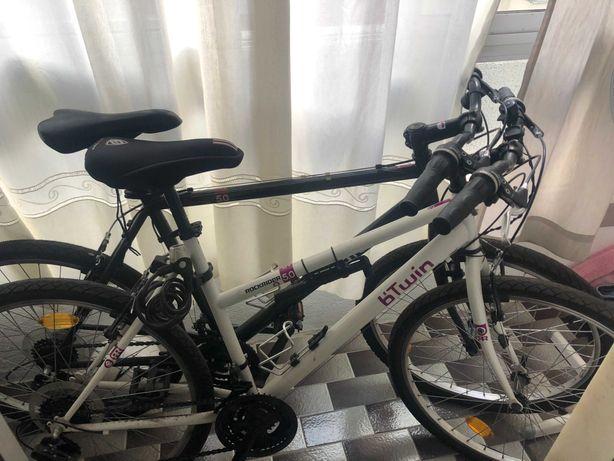Bicicletas b'Twin Rockrider 5.0 + Acessórios