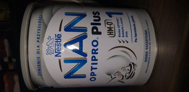 Mleko modyfikowane Nestle NAN