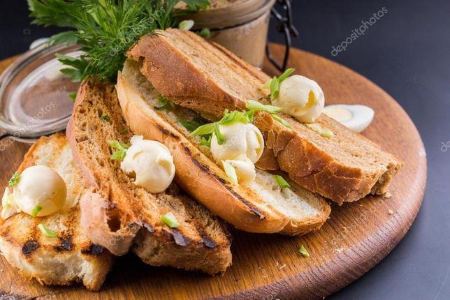 Печень ската со специями (паштет) 250грамм