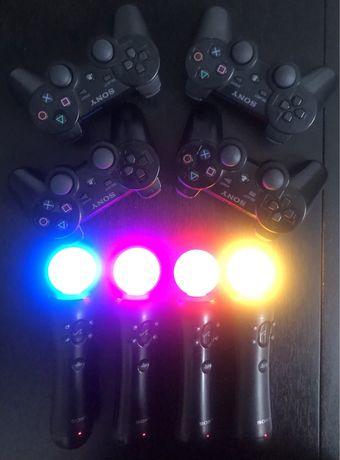 Comandos Move PS3/ PS4 - Dualshock 3