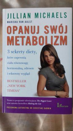 Książka Jillian Michaels Opanuj swój metabolizm