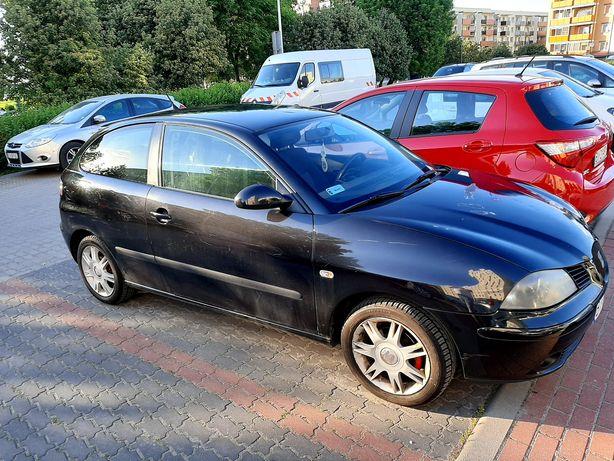Seat Ibiza 1.4 MPI 2005 rok